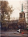 TQ3584 : St John of Jerusalem, Lauriston Road, South Hackney by John Salmon