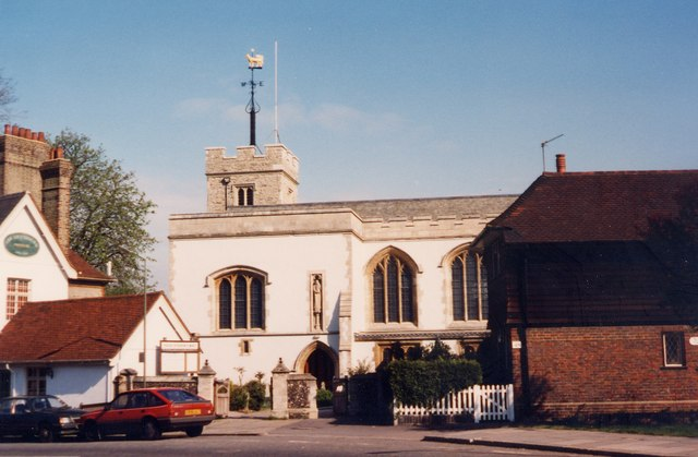 St Mary, Church End, Hendon