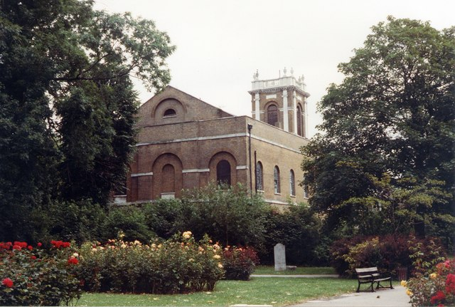 St Mary Magdalene, Holloway Road
