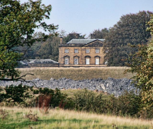 Blagdon Hall