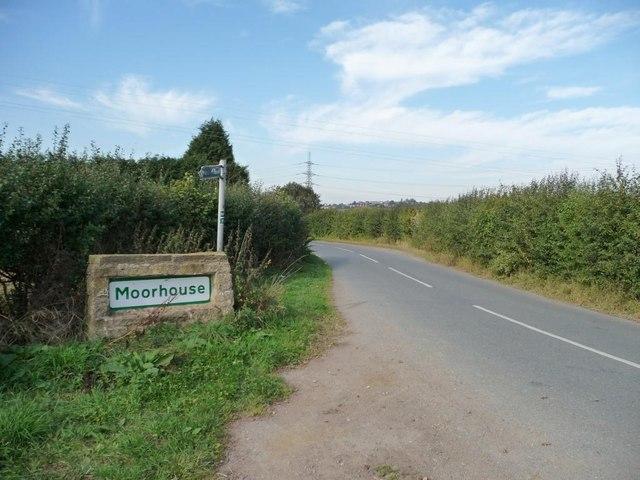 Moorhouse, Moorhouse Lane