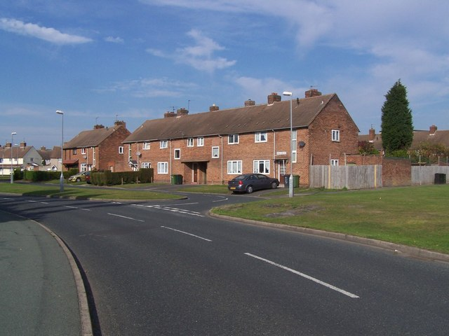 Green Park Drive, Stow Lawn