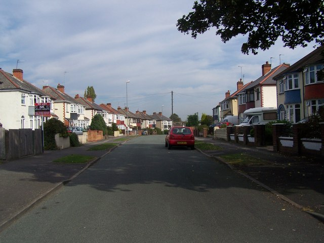 Oak Road, Willenhall