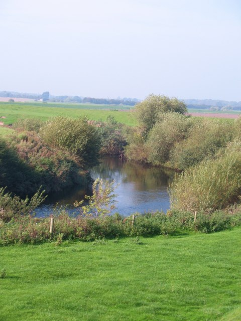 A bend in the Swale