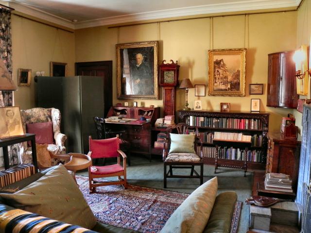 Lady Stamford's Parlour, Dunham Massey Hall