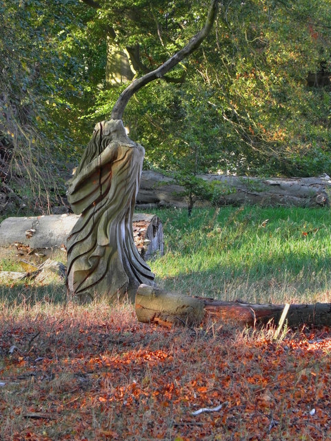 Dunham Park, Wood fairy