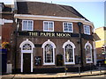 TQ5474 : JD Wetherspoon pub, The Paper Moon, High Street Dartford by PAUL FARMER