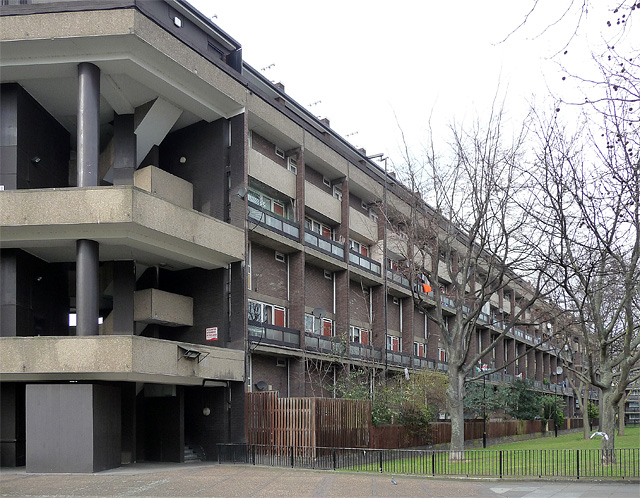 Mursell Estate, Clapham Road