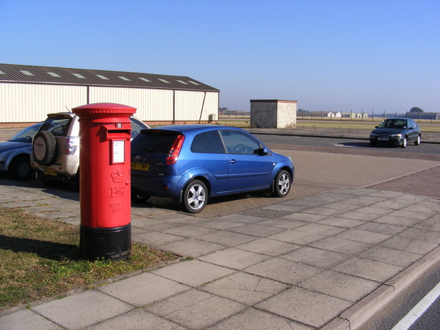 Building 8 Bentwaters Park Postbox