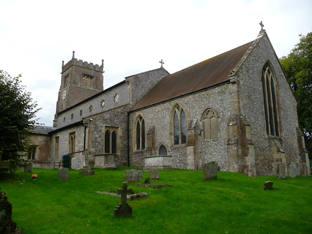 Collingbourne Kingston - St Marys Church