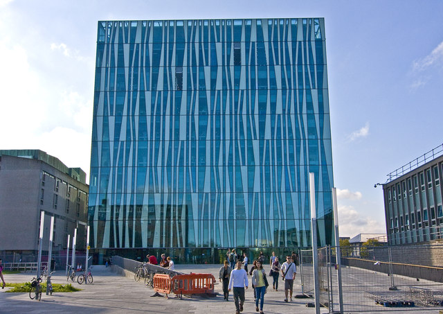 University of Aberdeen, new Library