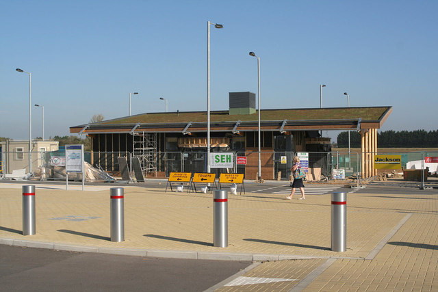 Longstanton Park And Ride