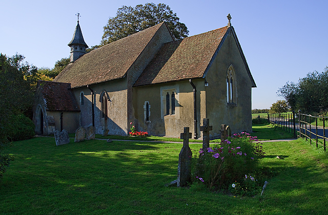 St Leonard's church, Hartley Mauditt