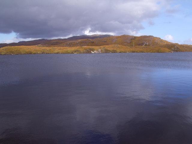 Loch Airigh Alasdair near Applecross