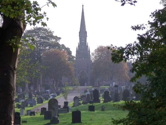 Hanley Cemetery and Chapels