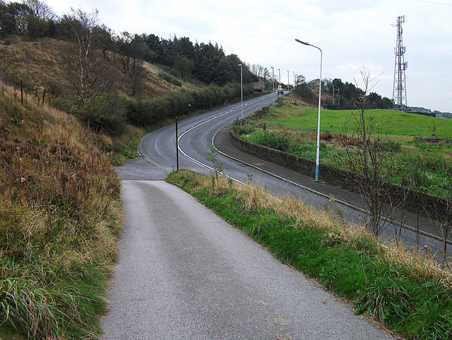 Dog Hill, Buckstones Road