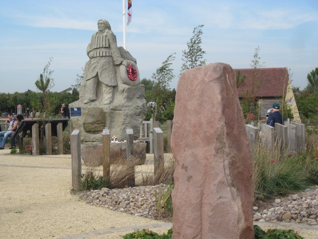 Memorial to Lifeboat men