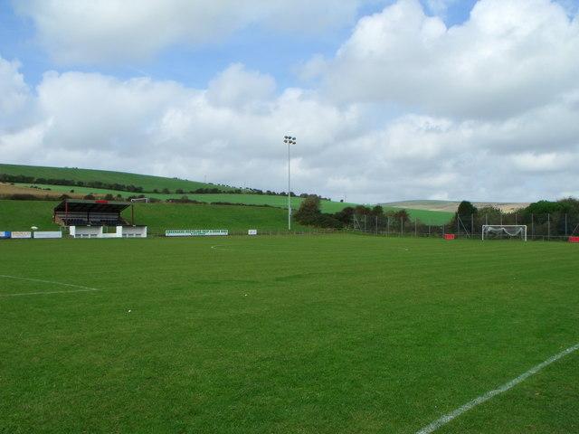 Hill Park Home Of Saltdean United C Nick Macneill Cc