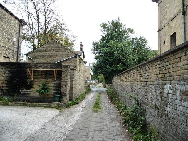 Back Manningham Lane