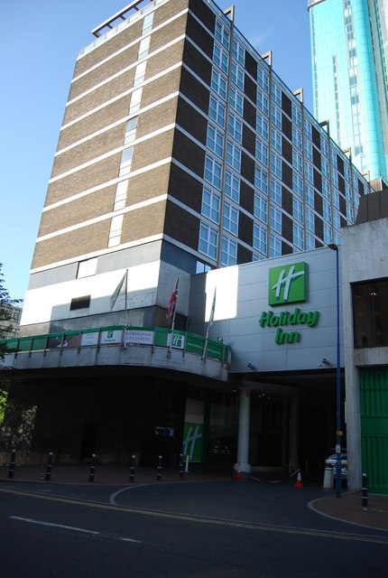 Birmingham Hotels Near Airport