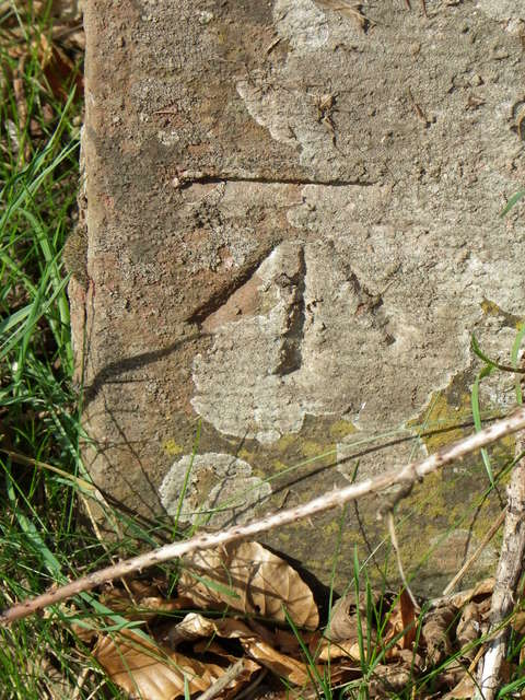 Bench Mark, Alyth