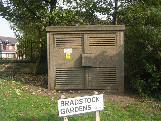 Electricity Substation No 1782 - Bradstock Gardens