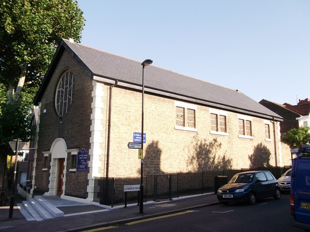 St.Philip and James Catholic Church, Brixton