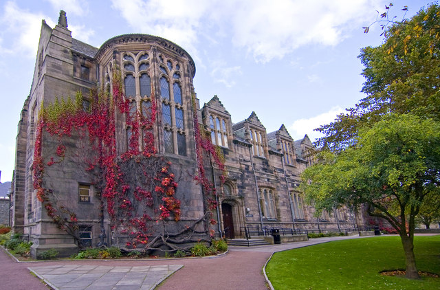 New King's, Aberdeen University
