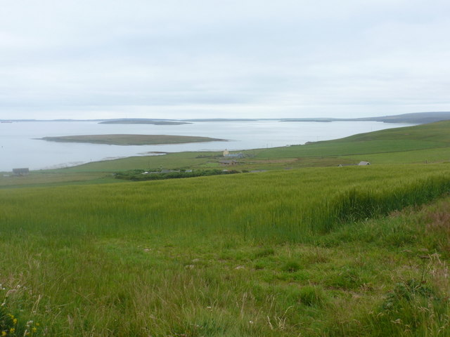 Houton: coastal view from Clowally
