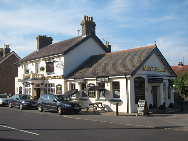 The Alma, Uckfield