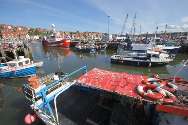 Inner Harbour, Whitby