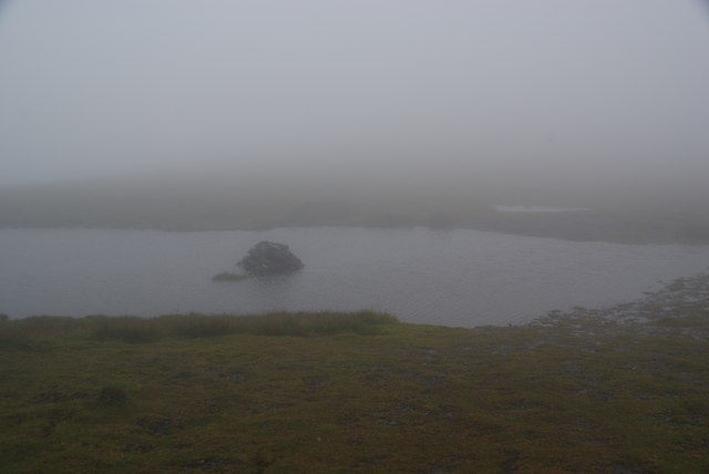 Tarn on Blencathra