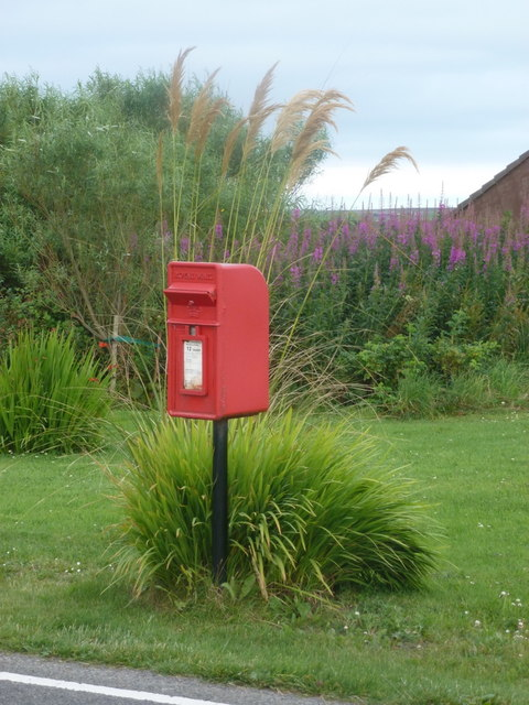Greenigoe: postbox № KW15 29