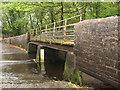 SH5870 : Ford and bridge over Afon Cegin : Week 40