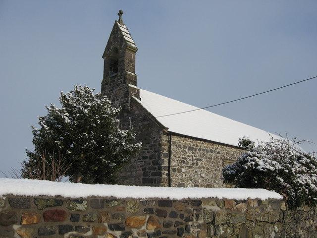 Eglwys St Cawrdaf church