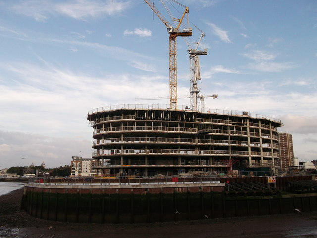 Deptford Creek development
