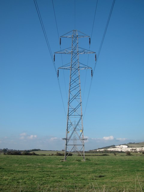 Pylon on The Brooks