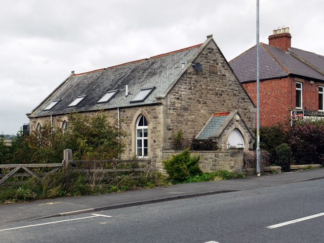Former Methodist Chapel, Branch End