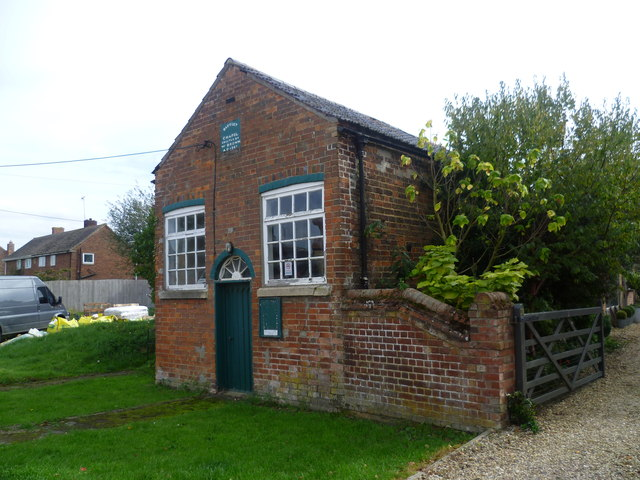 The Baptist Chapel, Hacconby