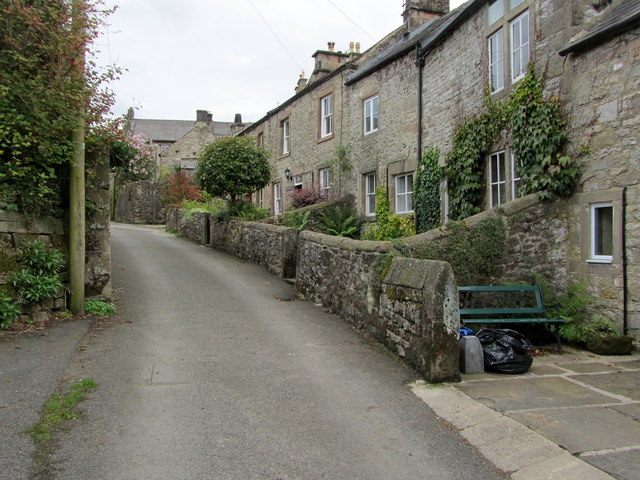 Woodhouse Lane, Winster