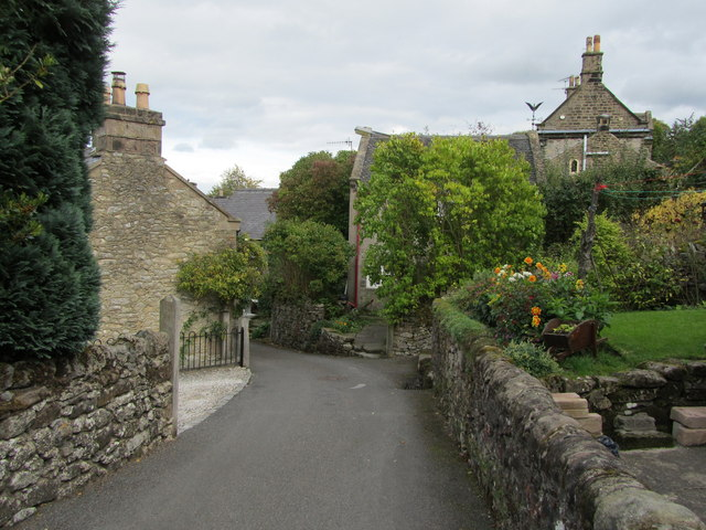 East Bank, Winster