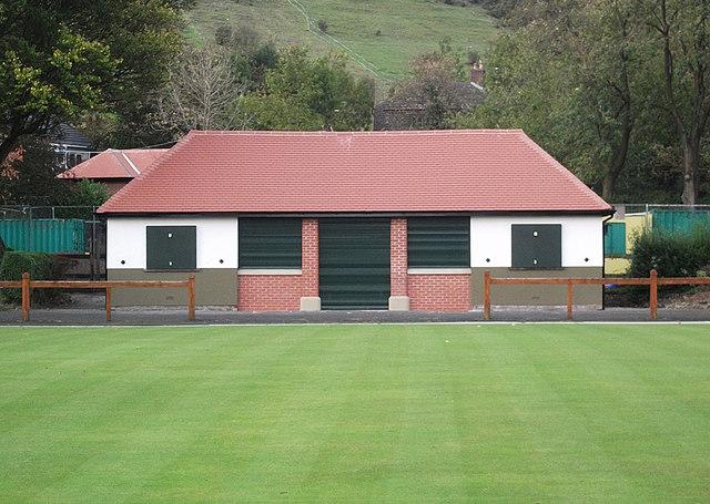 Bowling Green Pavilion, Dunwood Park
