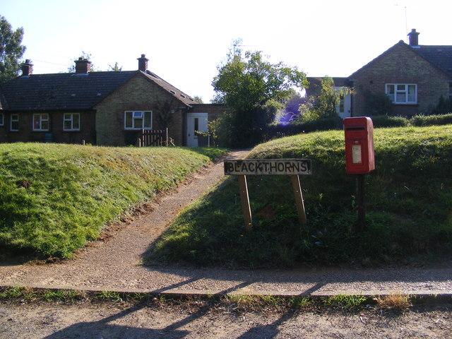 Ipswich Road Postbox