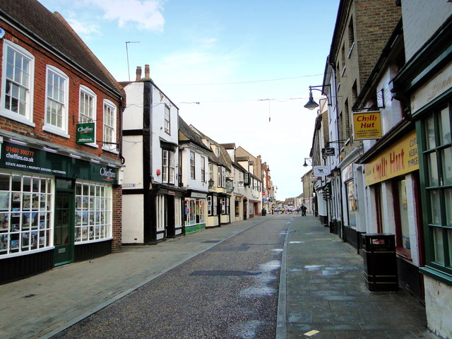 Crown Street, St Ives