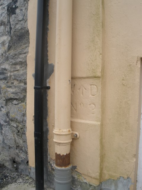 Boundary marker No. 2 in Castletown