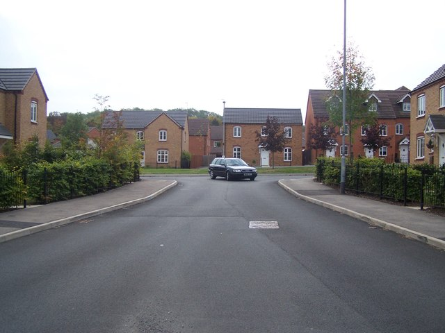 Darwin Crescent, Dishley