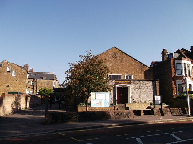 Herne Hill Methodist Church Hall
