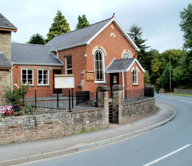 Ewyas Harold Methodist Church