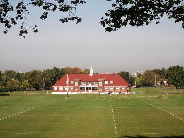 Dulwich College Pavilion