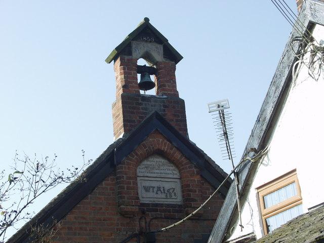 Burston St Rufin